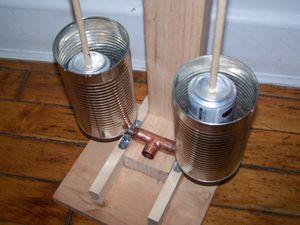 Stirling Engine Rob Faludi