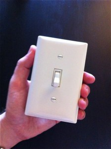 Light Switch XBee