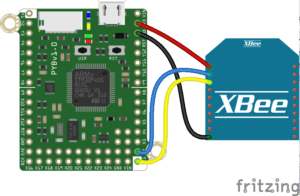 XBee Pyboard Basic_bb