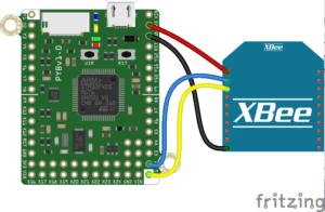 XBee Pyboard Basic_bb